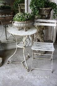 Grey Bistro Chairs Best 25 Bistro Table Set Ideas On Pinterest Metal Garden Chairs