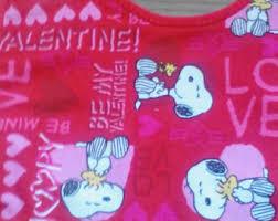 snoopy valentine etsy