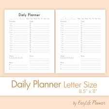the 25 best daily agenda ideas on pinterest daily planner