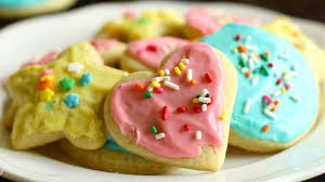 soft sugar cookies with icing recipe chocolate hits youtube