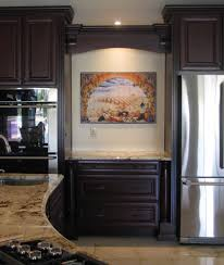 Classic Kitchen Backsplash Italian Tile Murals Tuscany Backsplash Tiles