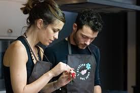 cours de cuisine manche j ai testé un cours de cuisine à l atelier des sens cuisine
