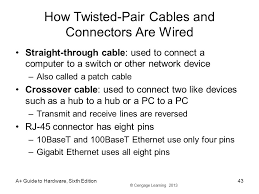 chapter 10 networking types devices and cabling ppt video