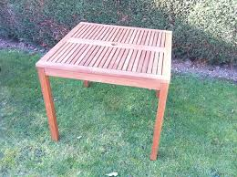 Wooden Patio Chair by Garden Table And Chairs Ebay Home Outdoor Decoration