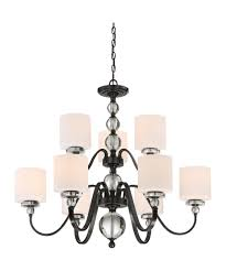 Kichler Lighting Chandelier Quoizel Dw5009 Downtown 36 Inch Wide 9 Light Chandelier Capitol
