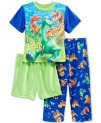 ame toddler boys 3 the dinosaur pajama set pajamas