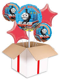 singing balloon happy birthday singing balloon delivered inflated in uk