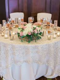 table linens wedding reception 4555