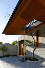 Japanese Modern Homes 14 Modern Homes That Use Rain Chains To Divert Water Contemporist