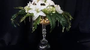 diy dollar tree centerpiece chandelier that lights up diy