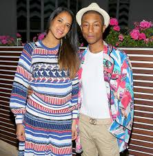 pharrell williams and helen lasichanh welcome triplets com