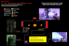 Call Of Duty Black Ops Zombie Maps Zombified Call Of Duty Zombie Map Layouts Secrets Easter Eggs