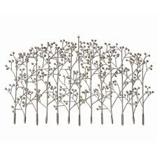 iron trees metal wall uttermost wall sculpture wall decor home