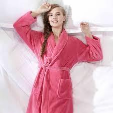 robe de chambre en velours femme robe de chambre en polaire femme great robe de chambre en polaire