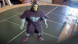 Skeletor Halloween Costume Custom Cape Skeletor