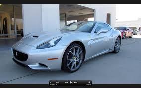 Ferrari California 1960 - 2010 ferrari california start up exhaust and in depth tour youtube