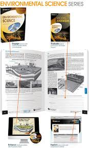 environmental science series workbook model answers
