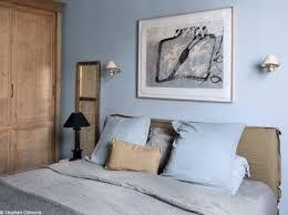 chambre bleu gris la chambre se refait une beauté décoration