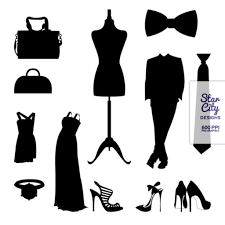 cocktail silhouette png vector clipart fashion pencil and in color vector clipart fashion