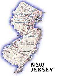 Garden State Parkway Map Nj Toll Map Hab Immer Hun Ga