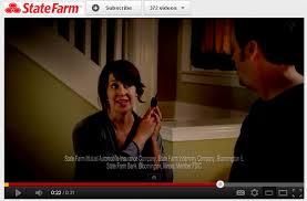 allstate commercial actress bonus check state farm insurance fridayfunnylol