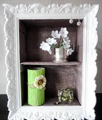 diy cheap home decorating ideas cheap diy home decor idea decorative cardboard wall shelf