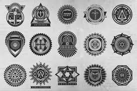 church ornament badges by tsv creative thehungryjpeg