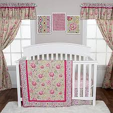 Waverly Crib Bedding Waverly Baby By Trend Lab Jazzberry Crib Bedding Collection