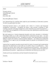 Cover Letter Amazing    Recruiter Cover Letter Layout Free