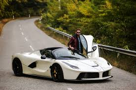 drake ferrari josh cartu reviews laferrari aperta square mile