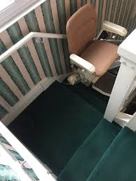 Second Hand Garden Furniture Merseyside How To Fit A Stairlift