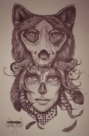 wolf indian tattoos designs 132 best wolf tattoos images on pinterest wolf tattoos tattoo