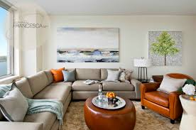 Comfy Chair And Ottoman Design Ideas Cool Calm And Collected Living Room Sectional Sofa Coastal Chic