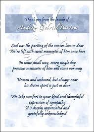 sympathy card wording find helpful bereavement card wording sles