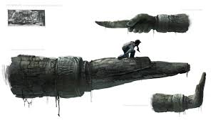 Concept Artist Job Description Evidence Adds Truth To Uncharted 3 Title Concept Art