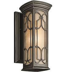 Kichler Outdoor Lighting Lighting Kichler 49226ozled Franceasi Olde Bronze Inchght Led