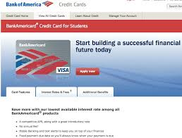 credit card companies requirements