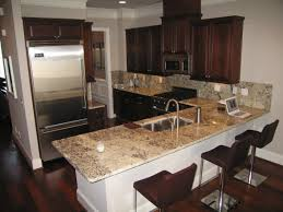Merillat Kitchen Islands Contemporary Kitchen Design With Moen Aberdeen Faucet Labelle