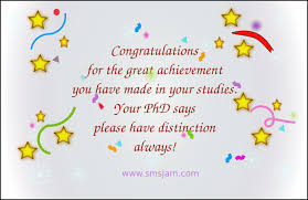 phd congratulations card congratulations sms collection congrats for great achievement