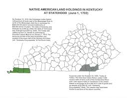 Ky Map Secretary Of State Geographic Materials