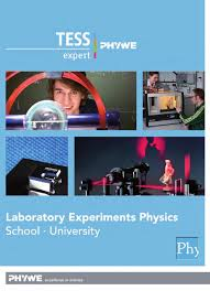 en physics laboratory experiments by phywe systeme gmbh u0026 co kg