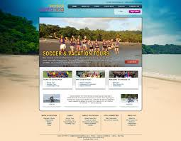 traveling websites images Web design and graphic design portfolio of innovar marketing jpg