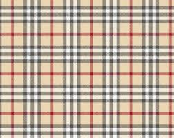 plaid fabric etsy