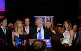 The Trump Family by The Trump Administration Is Full Of Mind Boggling Conflicts Of