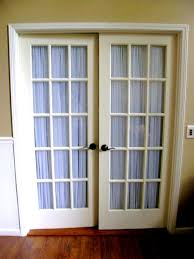 Interior French Doors With Blinds - bedroom fascinating ideas about interior french doors door
