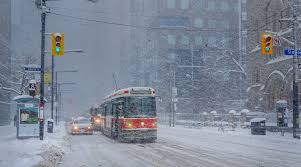 it looks like it s going to snow again in toronto this weekend
