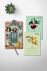 botanical calendars botanical calendar 2018 printable calendar monthly calendar