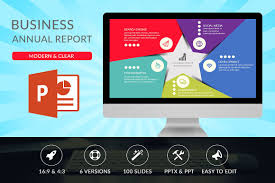 annual report ppt template business annual report powerpoint presentation templates business annual report powerpoint presentation templates creative market