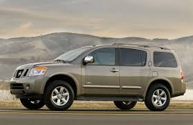 2008 nissan armada photo gallery autoblog