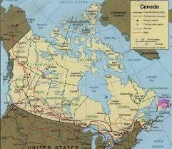 Newfoundland Map Iris Taylor Images